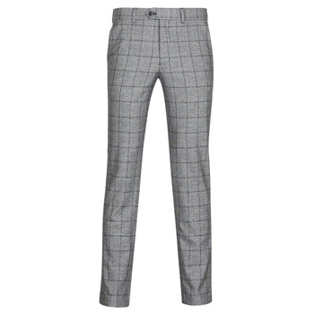 material Men chinos Selected SLHCARLO Grey