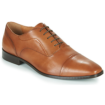 Shoes Men Brogue shoes Carlington NIMIO Camel