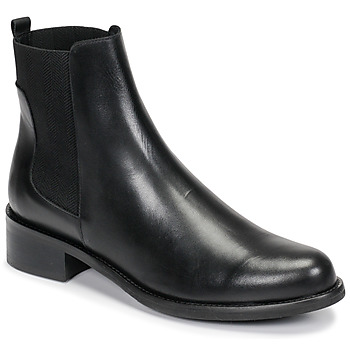 Shoes Women Mid boots Myma  Black