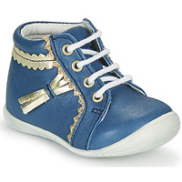 Shoes Girl High top trainers GBB ACINTA Blue