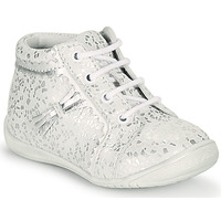 Shoes Girl High top trainers GBB ACINTA White