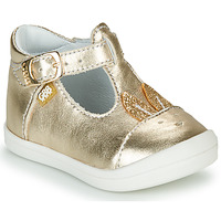 Shoes Girl Ballerinas GBB ANINA Gold