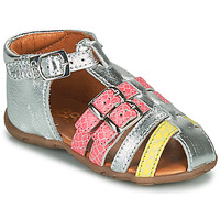Shoes Girl Sandals GBB RIVIERA Silver