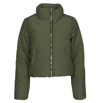 material Women Duffel coats Only ONLDOLLY Kaki