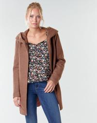 material Women coats Only ONLSEDONA LIGHT Bordeaux