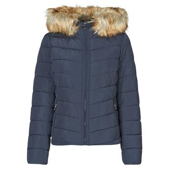 material Women Duffel coats Only ONLNEWELLAN Marine