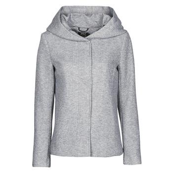 material Women coats Only ONLNEWSEDONA Grey