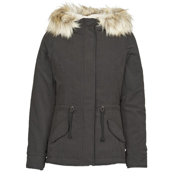 material Women Parkas Only ONLNEW LUCCA Black