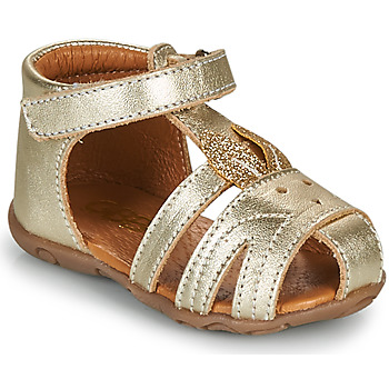 Shoes Girl Sandals GBB FADIA Gold