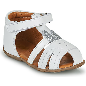 Shoes Girl Sandals GBB FADIA White