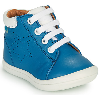 Shoes Boy High top trainers GBB BAMBOU Blue