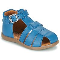 Shoes Boy Sandals GBB FARIGOU Blue