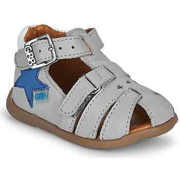 Shoes Boy Sandals GBB GARDOU Grey