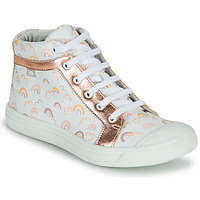 Shoes Girl High top trainers GBB LEOZIA Pink