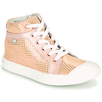 Shoes Girl High top trainers GBB LEOZIA Ctv / Pink / Polka dot / Dpf