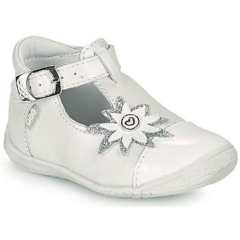 Shoes Girl Ballerinas GBB EFIRA White