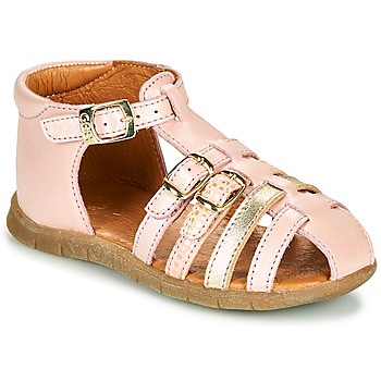 Shoes Girl Sandals GBB PERLE Pink