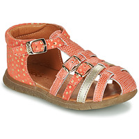 Shoes Girl Sandals GBB PERLE Red