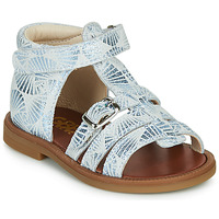 Shoes Girl Sandals GBB PHILIPPINE Blue