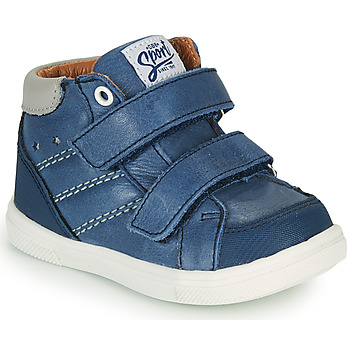 Shoes Boy High top trainers GBB MORISO Blue