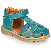 Shoes Boy Sandals GBB MITRI Blue