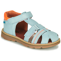 Shoes Boy Sandals GBB SEVILLOU Blue