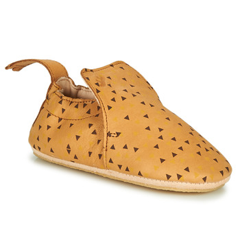 Shoes Children Slippers Easy Peasy BLUBLU Cognac