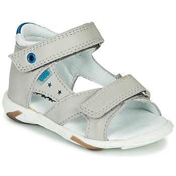 Shoes Boy Sandals GBB OBELO Grey