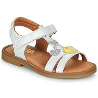 Shoes Girl Sandals GBB MURIA White