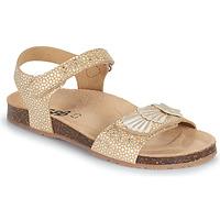 Shoes Girl Sandals GBB FAZZI Gold