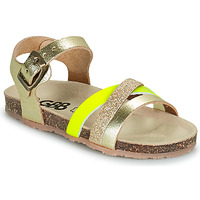 Shoes Girl Sandals GBB LULUNE Gold