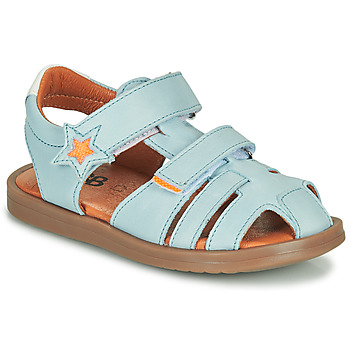 Shoes Boy Sandals GBB MARINO Blue