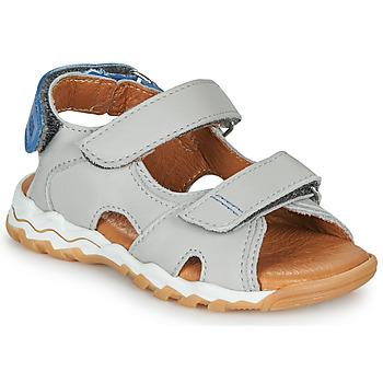 Shoes Boy Sandals GBB DIMOU Grey