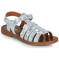 Shoes Girl Sandals GBB KATAGAMI White