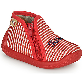 Shoes Girl Slippers GBB APOLA Red