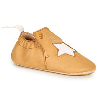 Shoes Children Slippers Easy Peasy BLUBLU ETOILE MOU OXI-BLANC MOU/PATIN