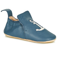 Shoes Children Slippers Easy Peasy BLUBLU ANCRE Blue