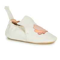 Shoes Children Slippers Easy Peasy BLUBLU COQUILLE White