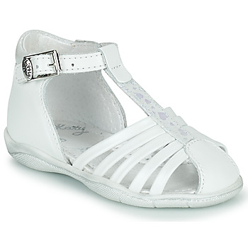 Shoes Girl Sandals Little Mary VOLGA White