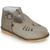 Shoes Girl High top trainers Little Mary SURPRISE Grey