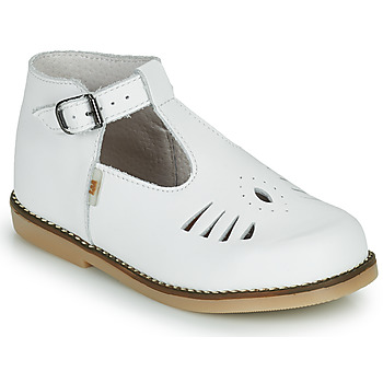 Shoes Girl High top trainers Little Mary SURPRISE White