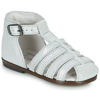 Shoes Girl Sandals Little Mary JULES Silver