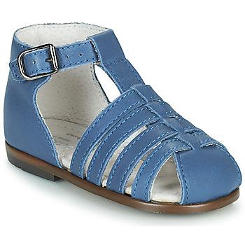 Shoes Children Sandals Little Mary JULES Blue