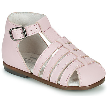Shoes Girl Sandals Little Mary JULES Pink