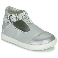 Shoes Girl Ballerinas Little Mary VALSEUSE Silver