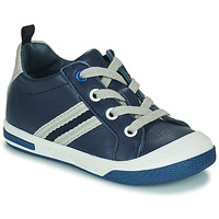 Shoes Boy Low top trainers Little Mary LOGAN Blue