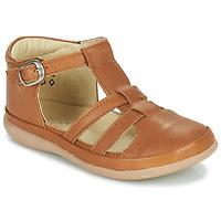 Shoes Children Ballerinas Little Mary LAIBA Brown