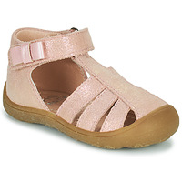 Shoes Children Sandals Little Mary LETTY Pink