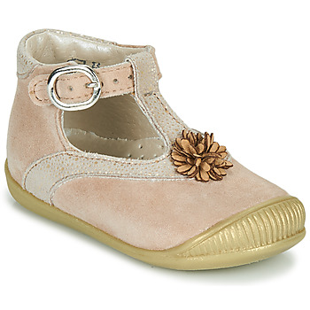 Shoes Girl Sandals Little Mary GENTIANE Beige