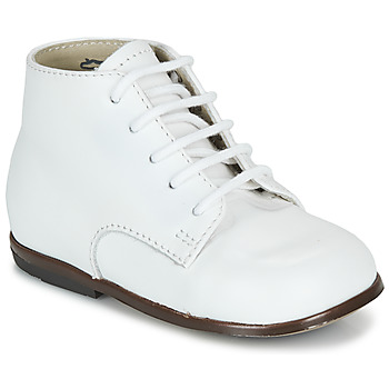 Shoes Children Mid boots Little Mary QUINQUIN White